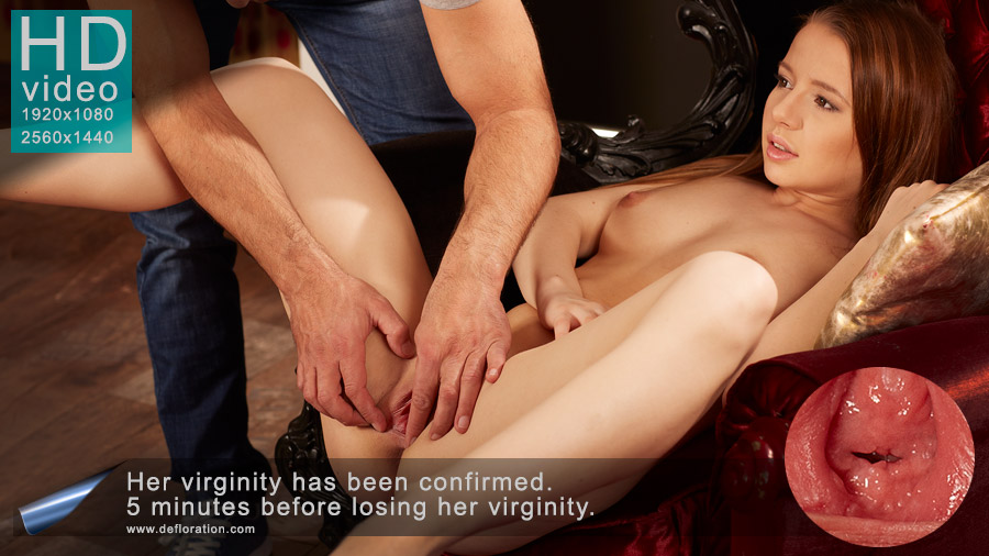 Of porn videos painful defloration